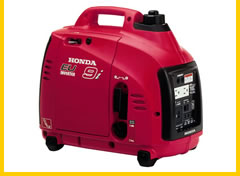 HONDA インバーター搭載高性能発電機